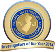 investigators of the Year 2014